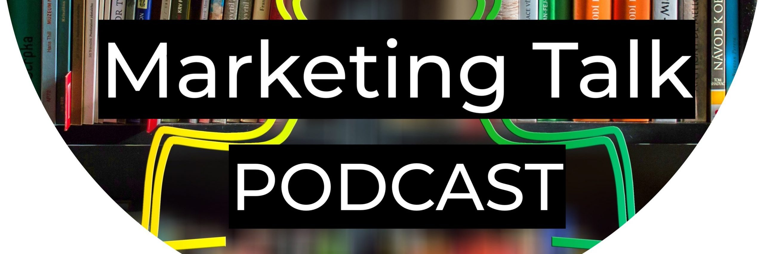 Logo for Marketing Talk Podcast